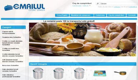 Emailul – Magazin online vase inox