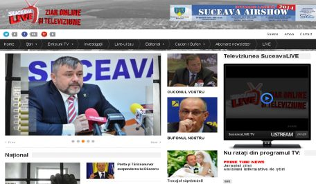 Suceavalive – Ziar online