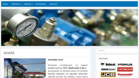 TFV – Reparatii pompe hidraulice