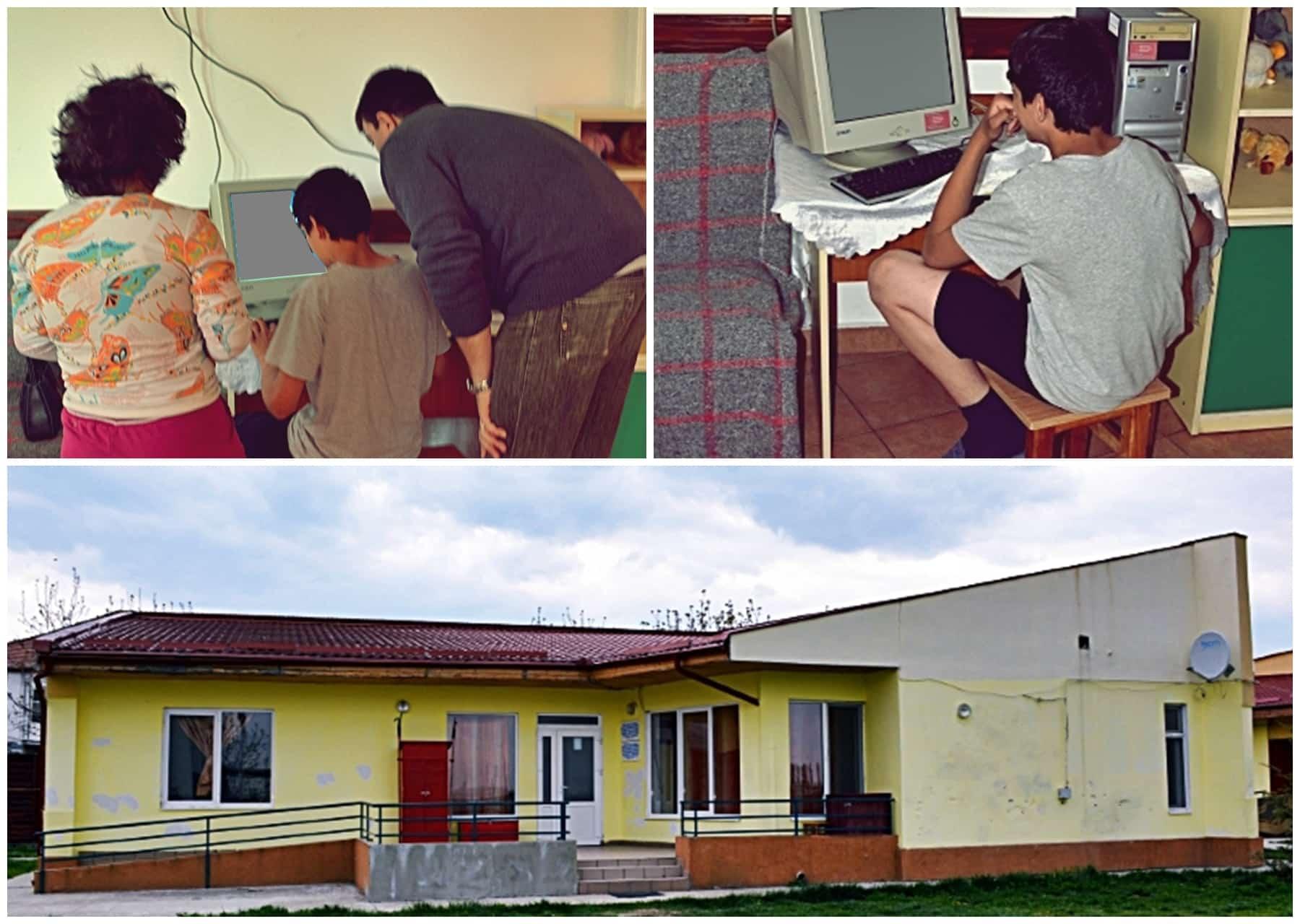 Donatie calculator modulul familial Prâslea din Focsani - 20 aprilie 2015