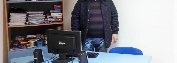 Donatie calculator pentru elevi din comuna Gologanu