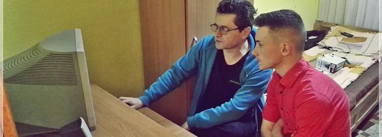 Donație calculator Daniel – Focșani
