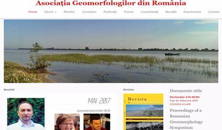 Asociatia geomorfologilor din Romania