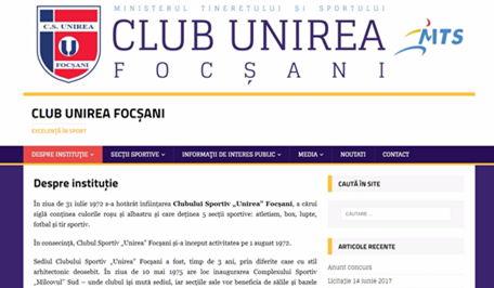 Club Unirea Focșani