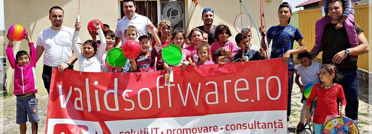 Donație 2 calculatoare în Babadag – Tulcea