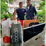 Donatie laptop, monitor si alte accesorii Cosmin Hagiu Bucuresti