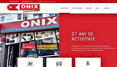 Onix Electric Focșani