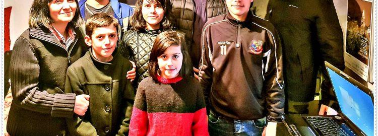 Donație 2 calculatoare în Mărăști, Vrancea